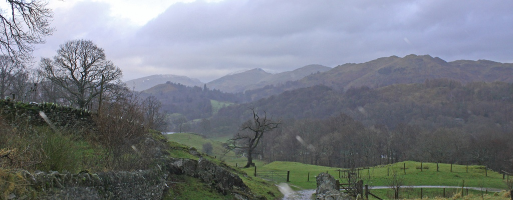 Lake District Regno Unito