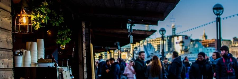 Londra mercato