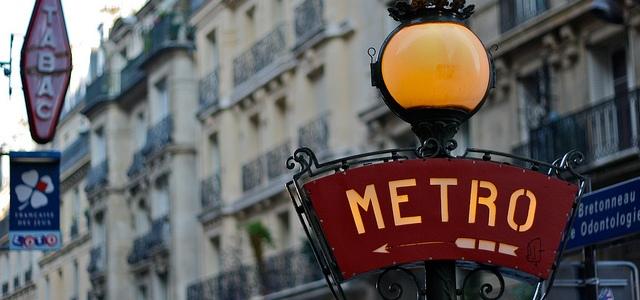 Parigi Metro