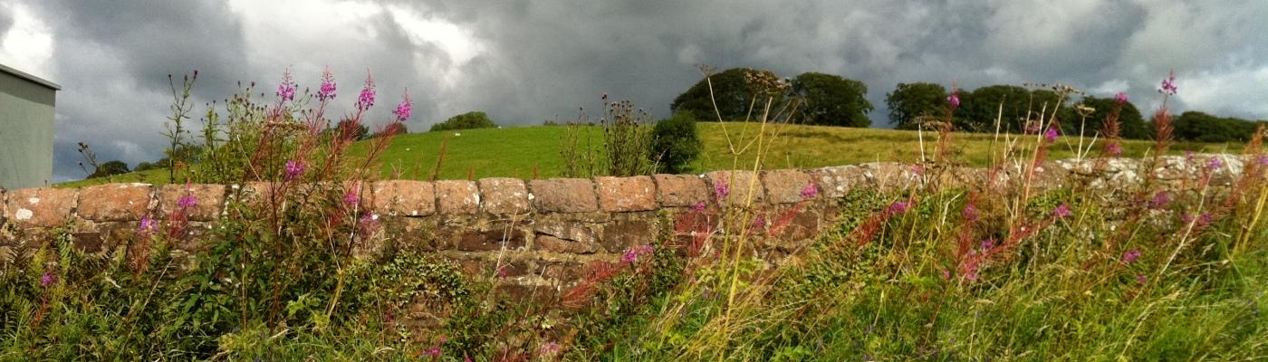 Vallo Adriano Hadrians Wall UK