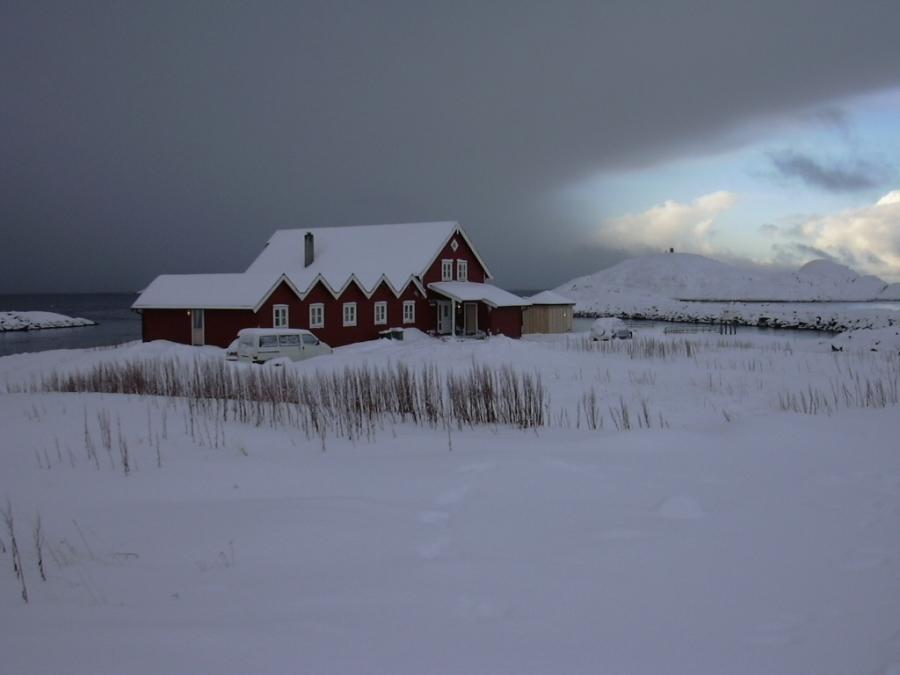 Vista Sorvaer Norway