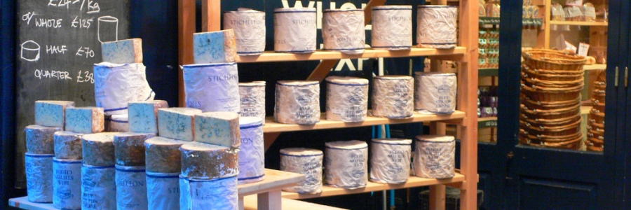 Neals Yard Dairy London