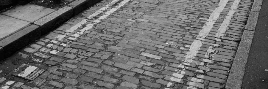 Jack the Ripper crime scene