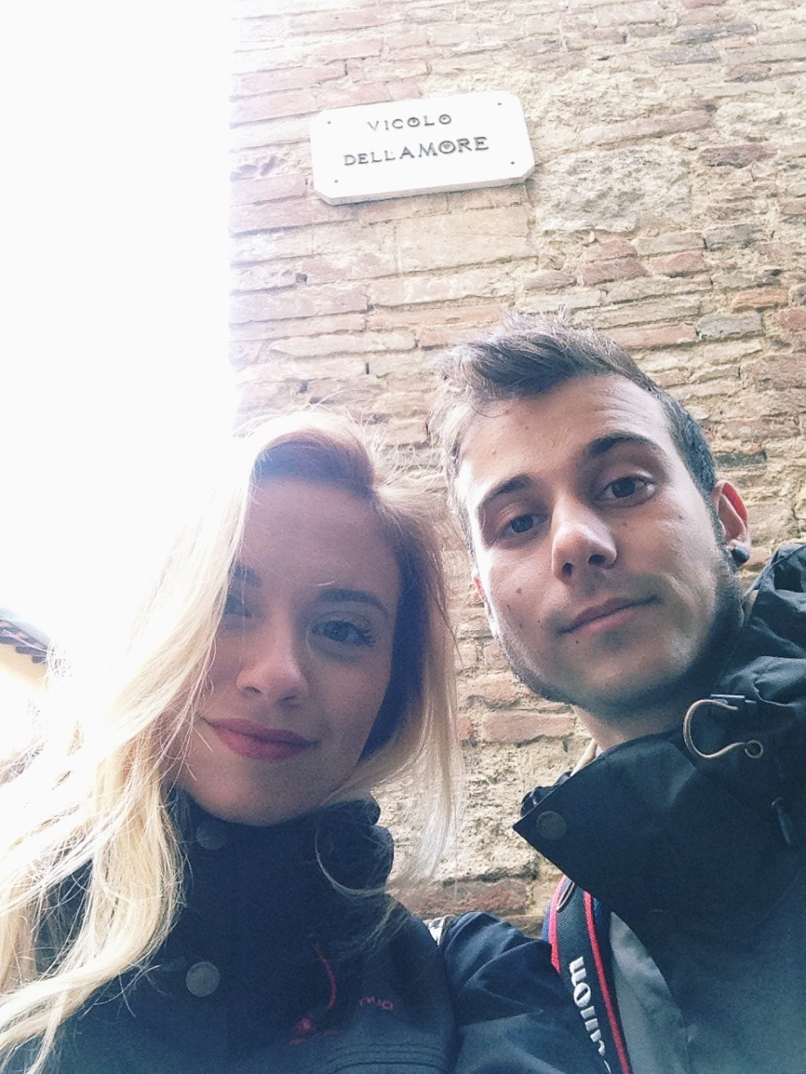 Lucrezia e Stefano