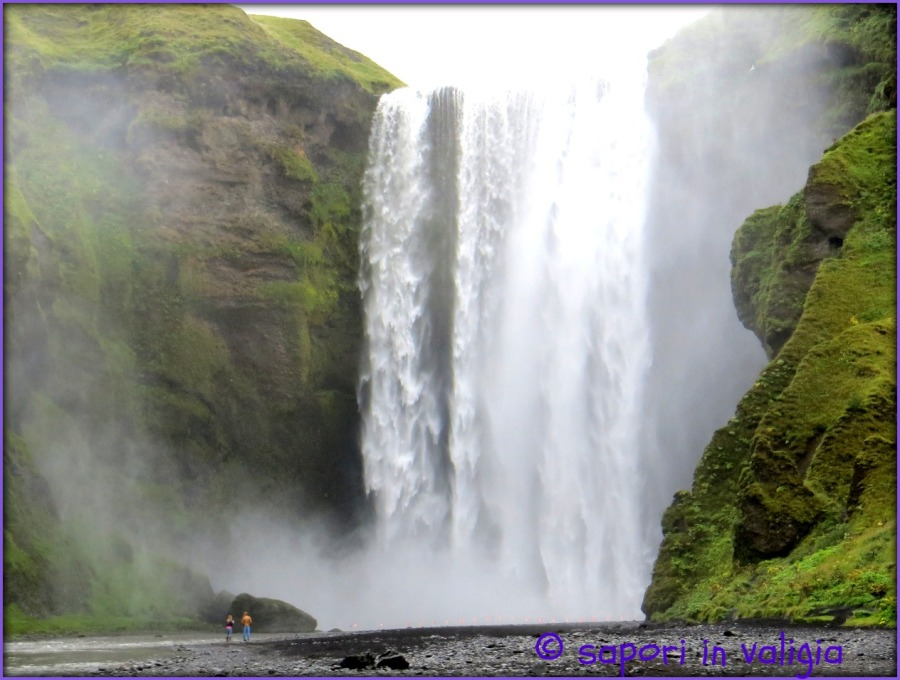 Skogafoss Islanda
