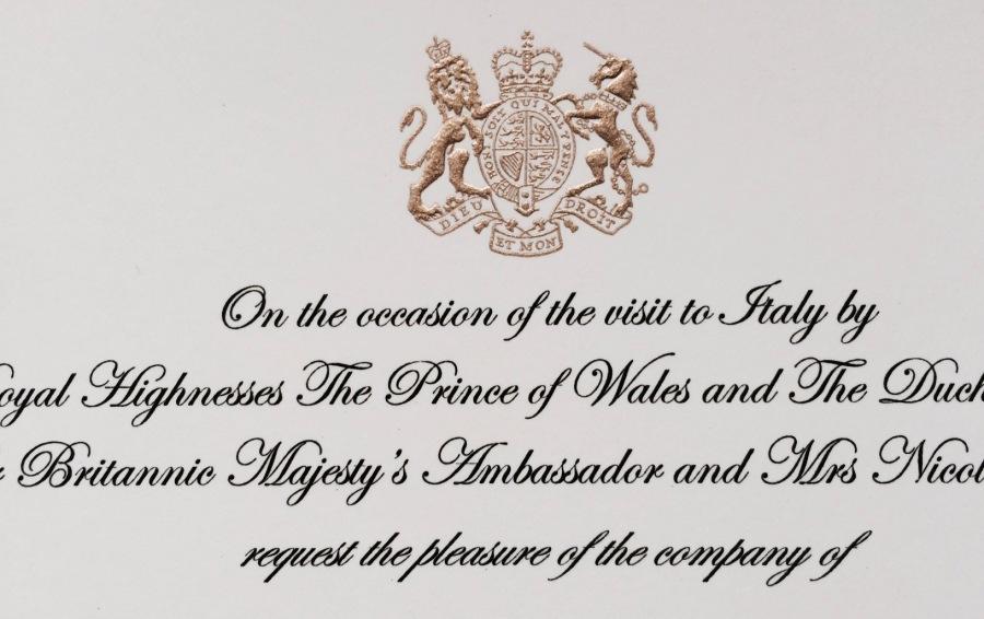 Invito Ambasciata