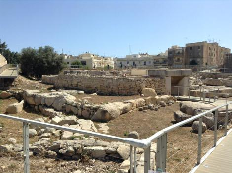 Malta 11 templi-tarxien