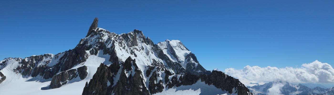 Helbronner Skyway Monte Bianco