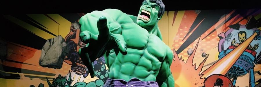 Marvel Hulk Philadelphia
