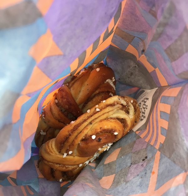 Food Kanelbulle