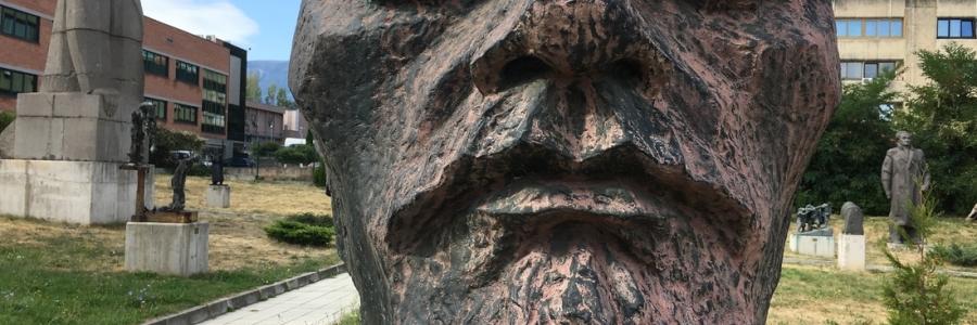 Museum Socialist Art Sofia Lenin