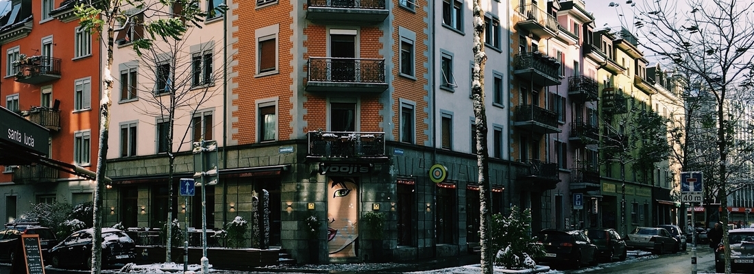 Zurigo Kreis 5