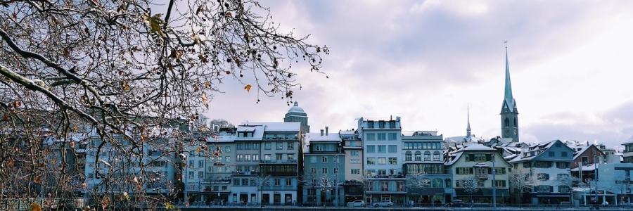 Zurigo panorama