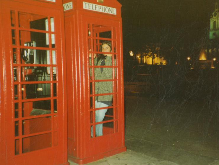 Londra cabina cropped