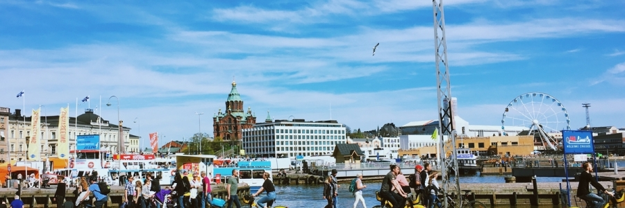 Dove mangiare Helsinki