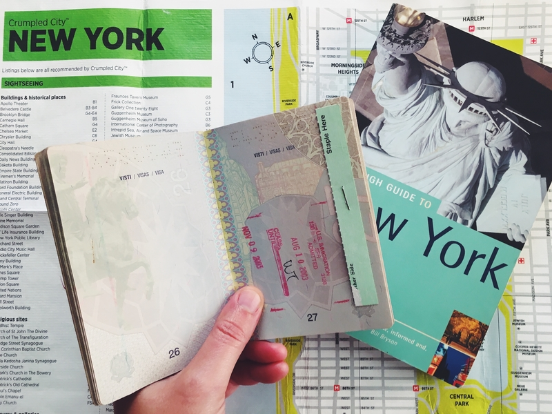 New York Passport