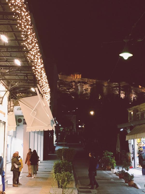 Atene Acropoli sera.jpg