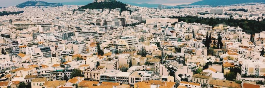 Atene panorama
