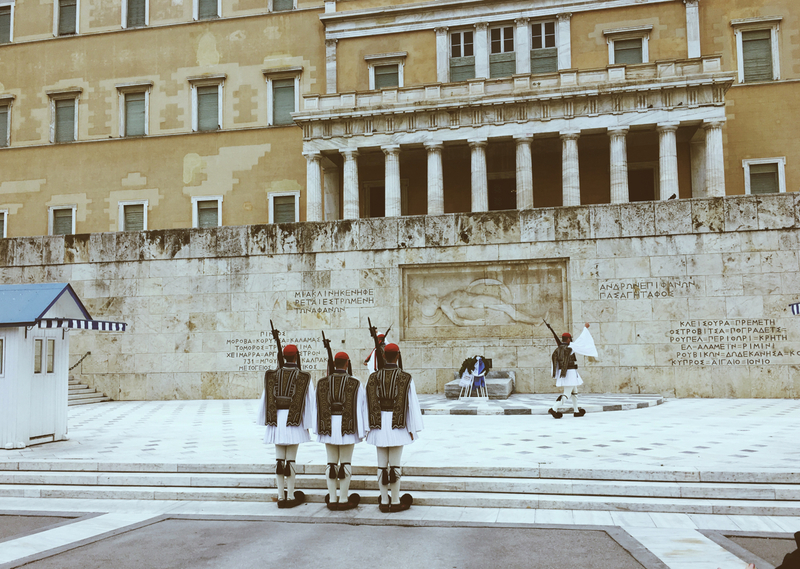 Atene Syntagma