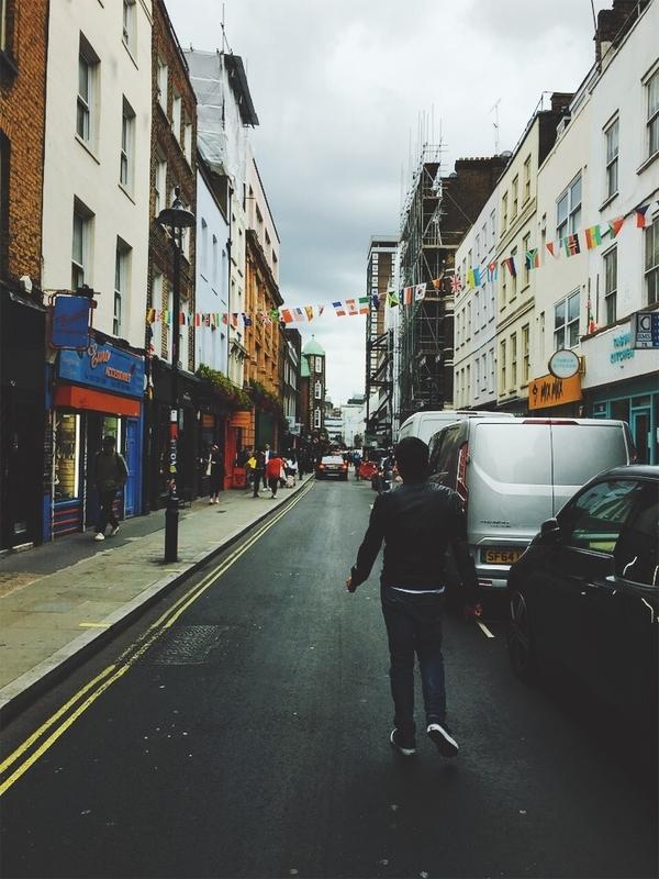 Berwick Street Londra