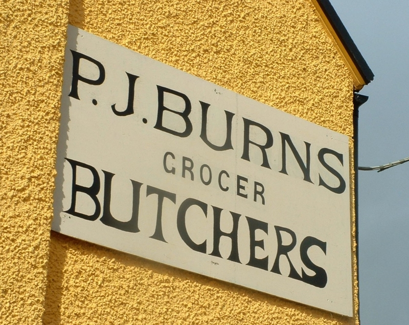 Irlanda butcher sign.jpg