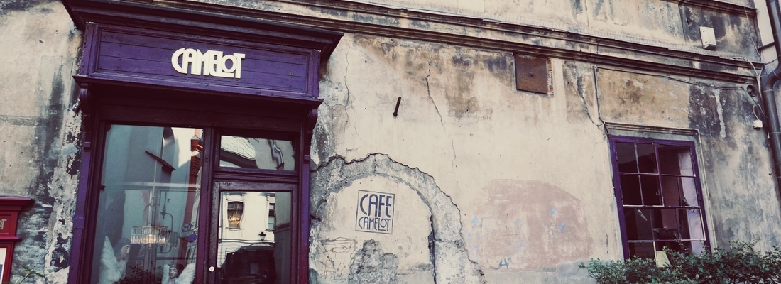 Cafe Camelot Cracovia