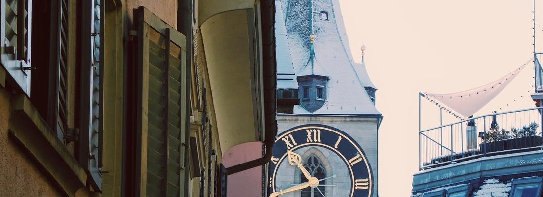 Zurich Zurigo Grossmuenster