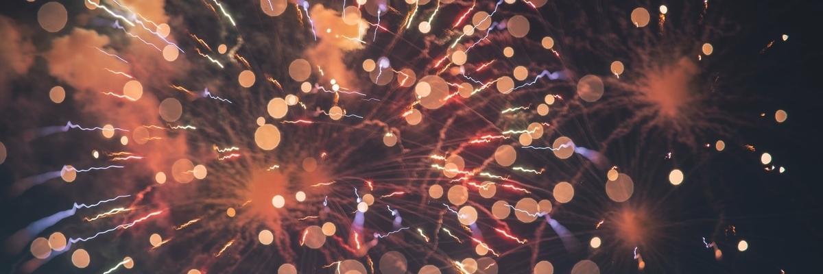 Capodanno fireworks