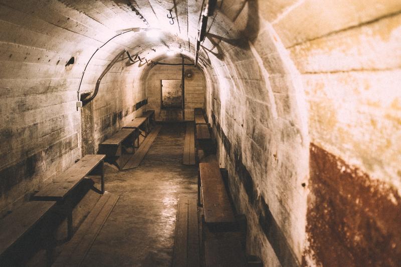 Underground German Bunker