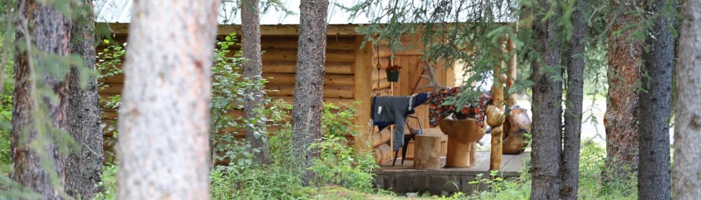 Hotel insoliti Alaska