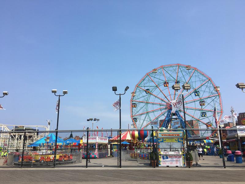 Coney Island ruota