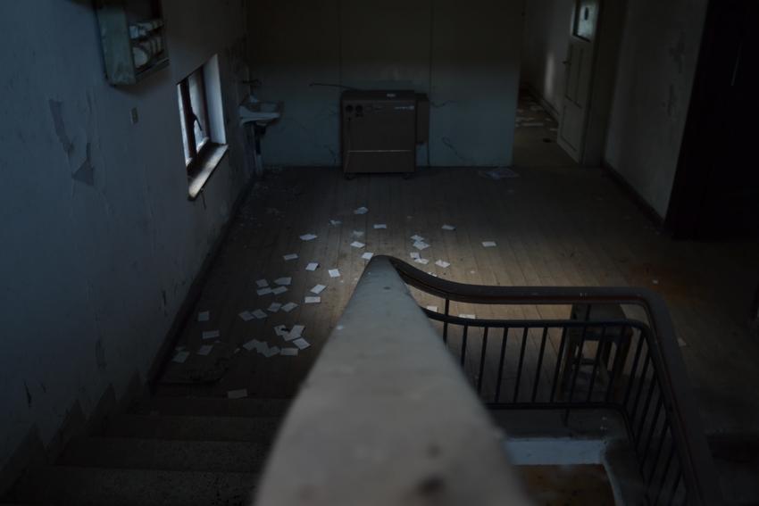 Spoopky straircase