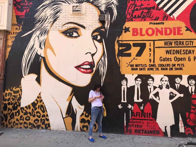 New York City Blondie