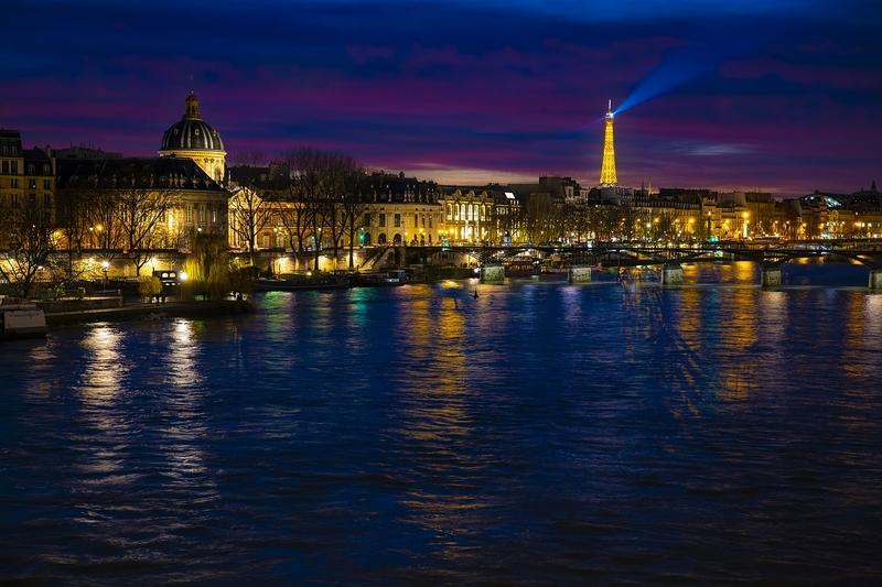 Parigi notte