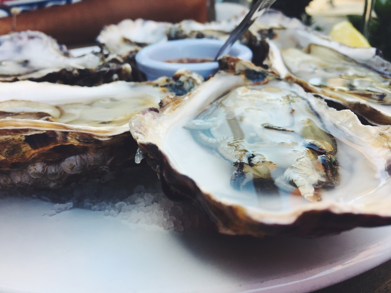 Ostriche oysters Dublin