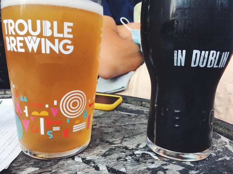 Pints Dublin